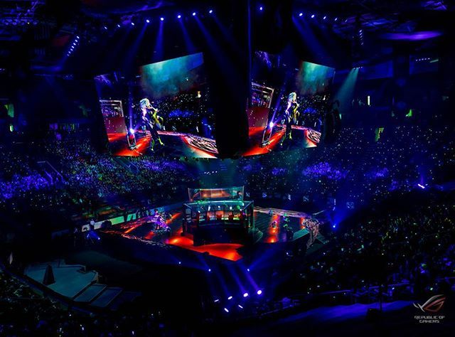 The biggest #eSports tournament, #TI6, is now in full swing with #ROG as the official hardware provider! Which team do you see winning it all? #gaming #Dota2 #rogti6