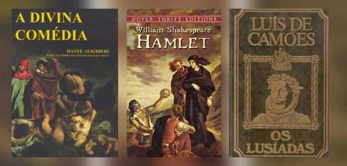 Livros clássicos em domínio público para download grátis. Vem baixar já!