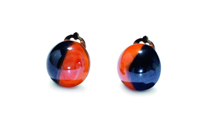 Audrey earrings - Blooming Glass 2014 - Antica Murrina