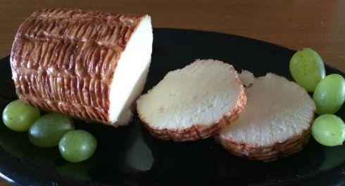 "Local ""Krasotyri"", from Kos. A popular cheese, sun-dried in wine.. #Visitgreece"