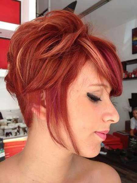 Best-Hair-Color-Ideas-for-Short-Hair-2.jpg 450×600 pixels