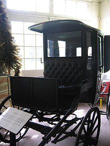 Rockaway (carriage) - Wikipedia, the free encyclopedia