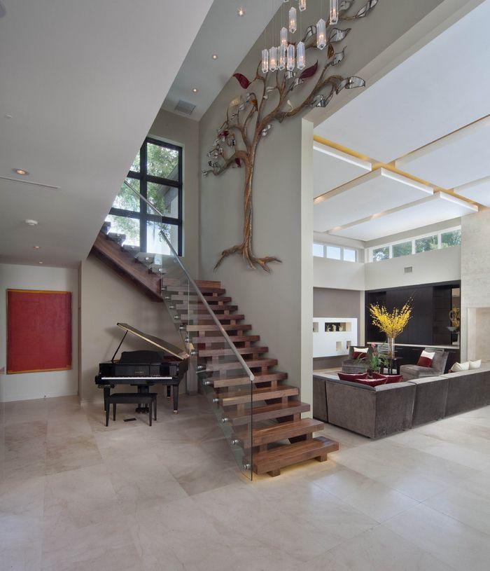 239 best escalier images on pinterest. Black Bedroom Furniture Sets. Home Design Ideas