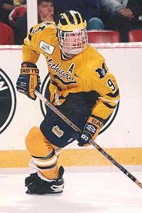 Brendan Morrison Michigan hockey