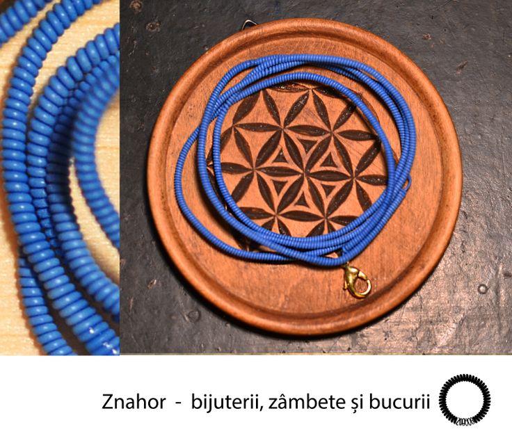 BRĂȚARĂ/COLIER - cablu industrial rotit; timp de lucru 40 min - / BRACELET/NECKLACE - hand spinned electric cable; time 40 min -