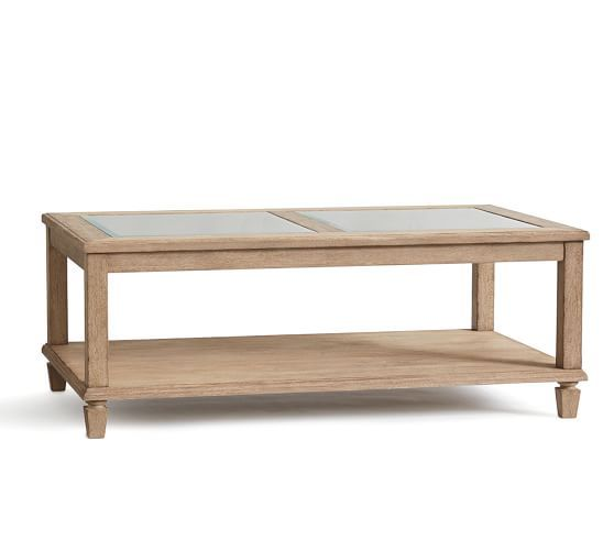 Awesome Glass, Wood And Metal Coffee Tables