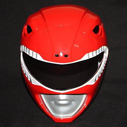 Power Rangers Helmet, Cardboard Head For Mask, Hat & Wig