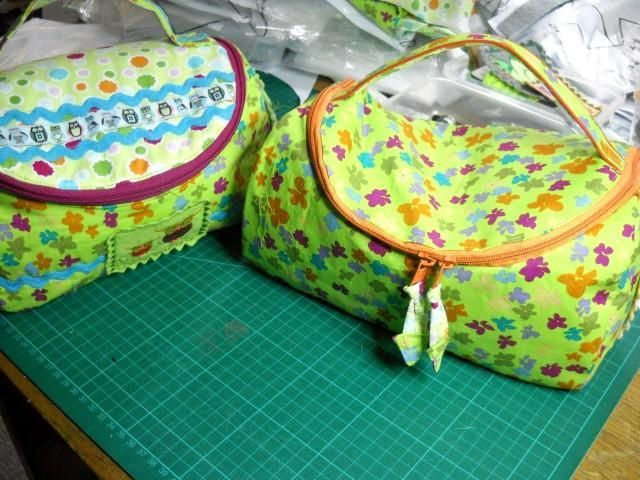 Looking for sewing project inspiration? Check out Sewing bag by member Gabriele Schott.