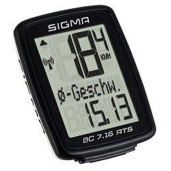 Sigma Fahrradcomputer kabellos
