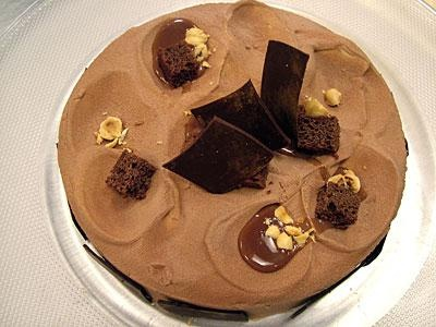 Torta Diabella  Posted by luca montersino