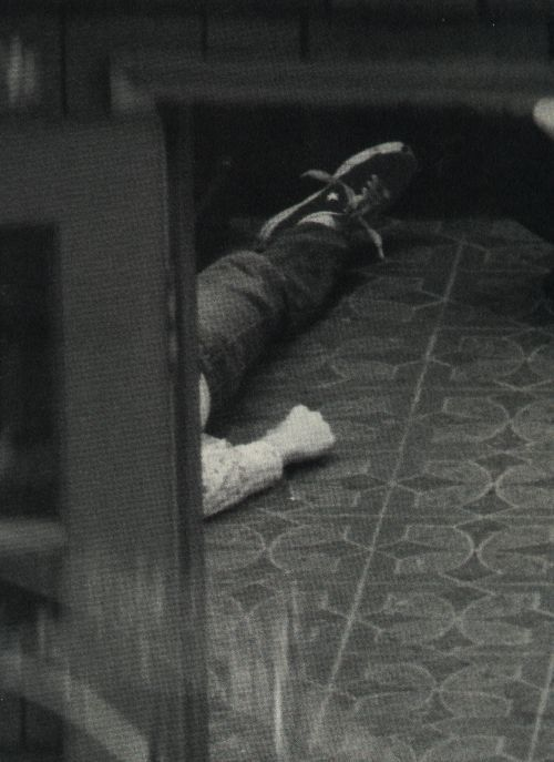 Kurt Cobain death photo