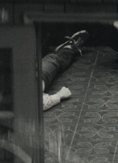 Kurt Cobain death photo