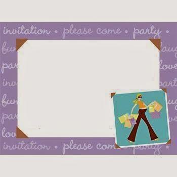 Embarazadas: tarjetas para imprimir gratis.   Ideas y material gratis para fiestas y celebraciones Oh My Fiesta!