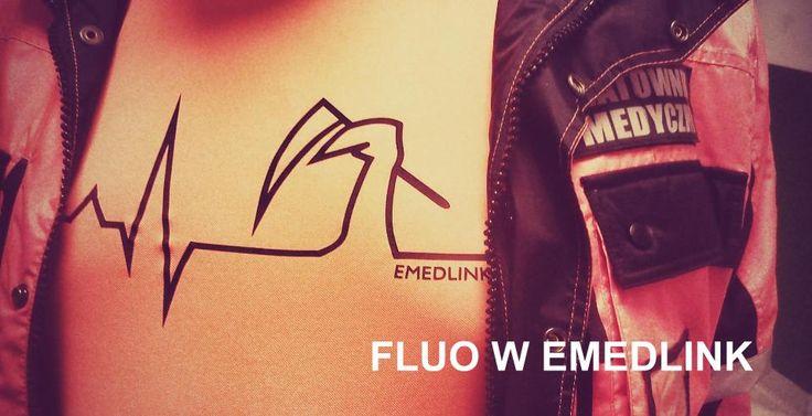 #fluo #ratownictwomedyczne #emt fluo w emedlink.pl!
