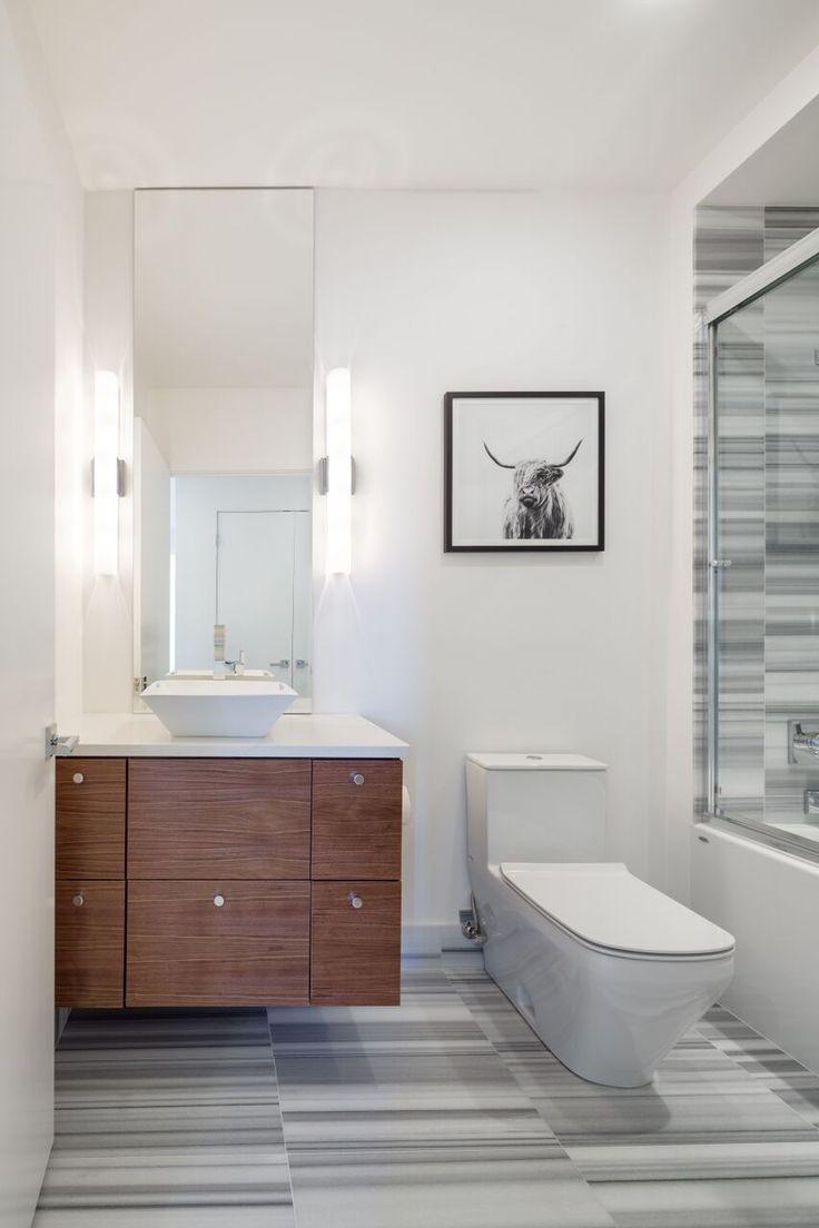 Interior Design By Vanillawood | Modern | Contemporary | Bathroom | Grey