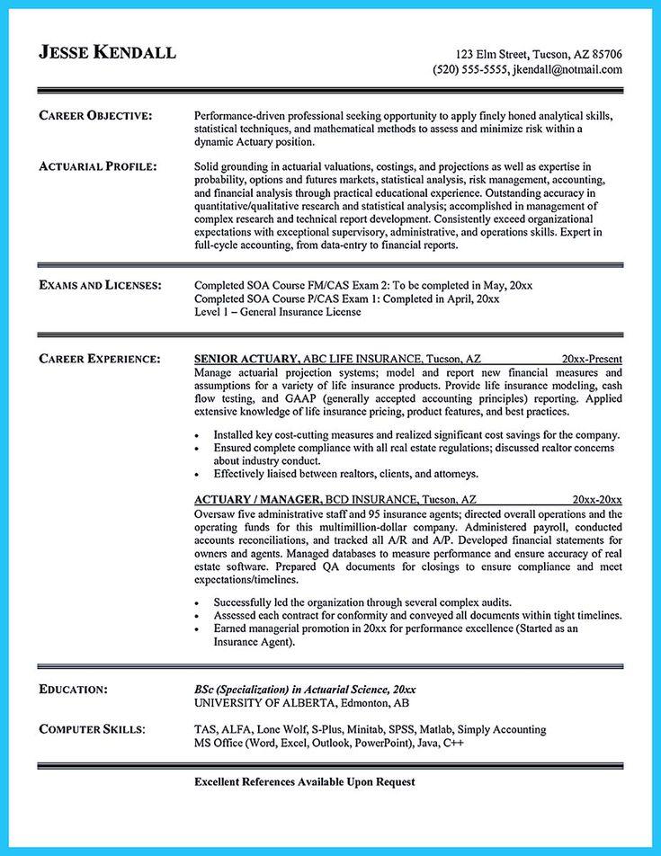 Best 20+ Resume objective examples ideas on Pinterest Career - free bartender resume templates