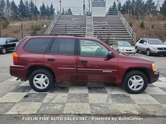 2005 Gmc Envoy Sle 4wd 4 Speed Automatic For Sale In Saylorsburg