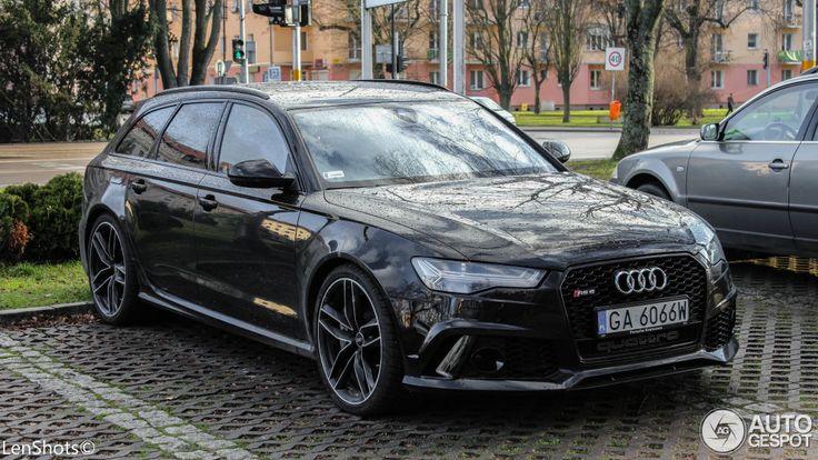 Audi RS6 Avant C7 2015 4