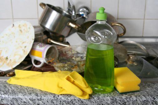 5 ricette per lavare i piatti
