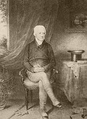 James Francis Helvetius Hobler (born 19 July 1765 in St Anne, London, England), the son of eminent Huguenot watch maker and exporter Jean Francois Hobler and wife Charlotte Elizabeth Claudon.  Baptised in the newly established Swiss Protestant Church in London on 11 August 1765, Francis Hobler, as he was commonly known, held the respected position of principal clerk to the Right Hon. Lord Mayor of London during the early-to-mid-19th century