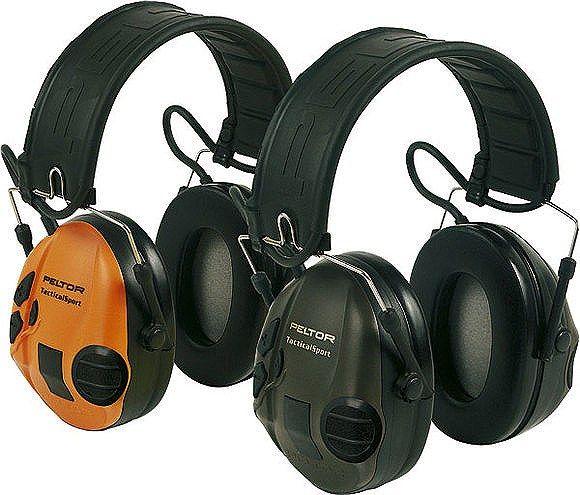 Peltor Sportac Ear Muffs - Swillington Shooting Supplies
