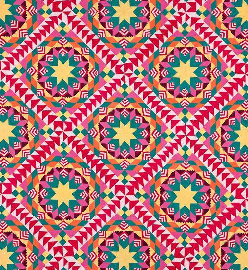 Amazing antique quilt!: Star Patterns, Texture Patterns Design, Stars Patterns, Life Magazine, Quilts Ideas