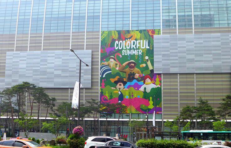 다음 @Behance 프로젝트 확인: \u201cLotte World Mall X Superfiction | SS\u201d https://www.behance.net/gallery/54170553/Lotte-World-Mall-X-Superfiction-SS