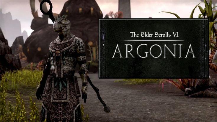 The Elder Scrolls 6: Argonia. Yes pls.