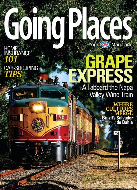 Going Places Magazine - Summer 2014