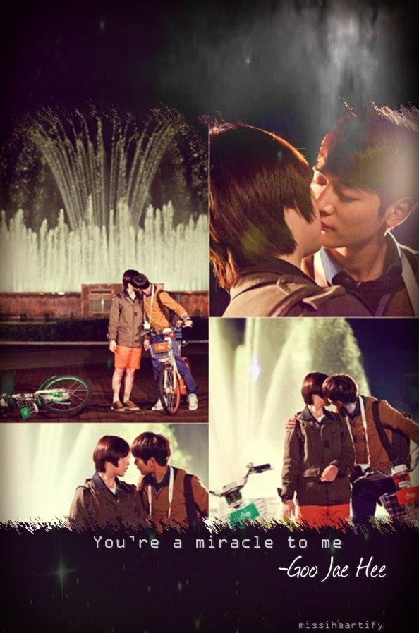 Sulli & Minho as Kang Tae Joon^ & Goo Jae Hee^ ♥ To The Beautiful You (Korean Drama)