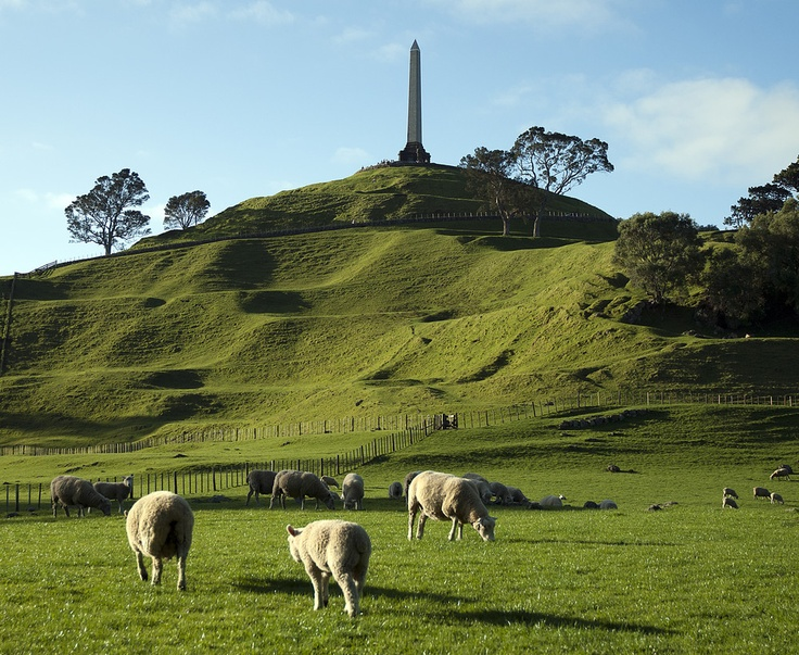 One Tree Hill, Auckland (NZ)