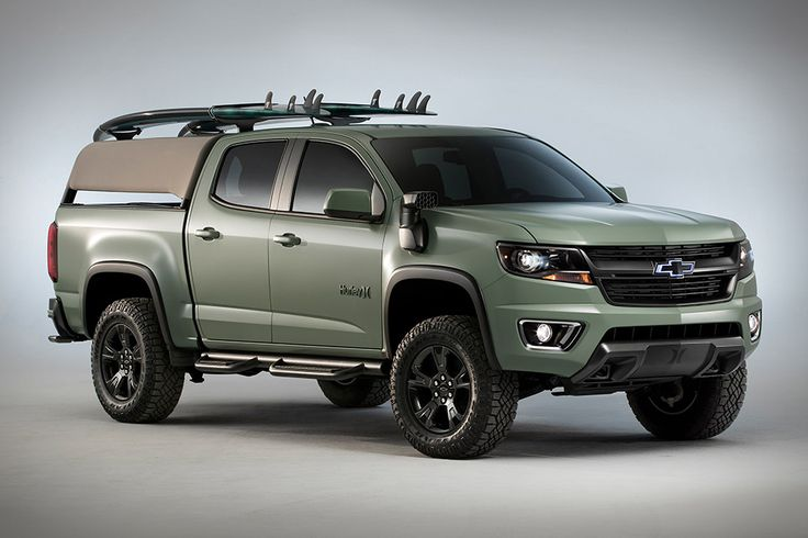 Designed specifically for getting surfers to and from the most remote beaches, the Chevrolet x Hurley Colorado Z71 Truck is a far cry from the woodies and buses synonymous with the beaches of the past. Special additions to this concept...