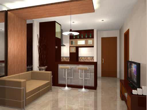 interior rumah sederhana type 36