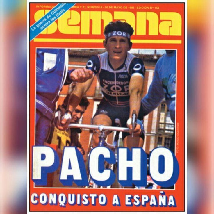 FRANCISCO EL PACHO RODRIGUEZ 1985..el año que conquistó al corazon de España