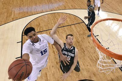 Michigan State vs. Duke final score, 2015 Final Four: Blue Devils dominate Spartans for trip to title game