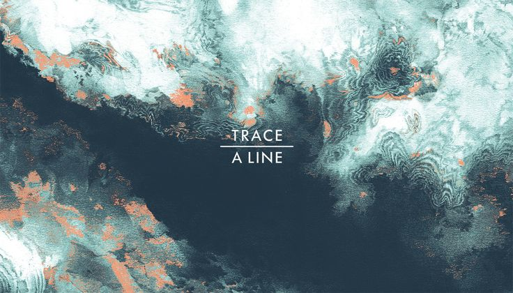 Trace a Line on Behance