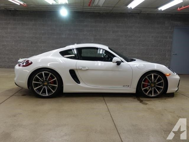 2016 Porsche Cayman GTS Price On Request