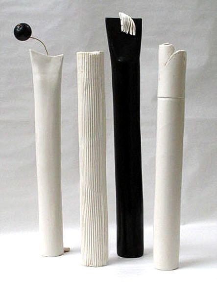 Celina Fontana, Porcelain and Bucchero