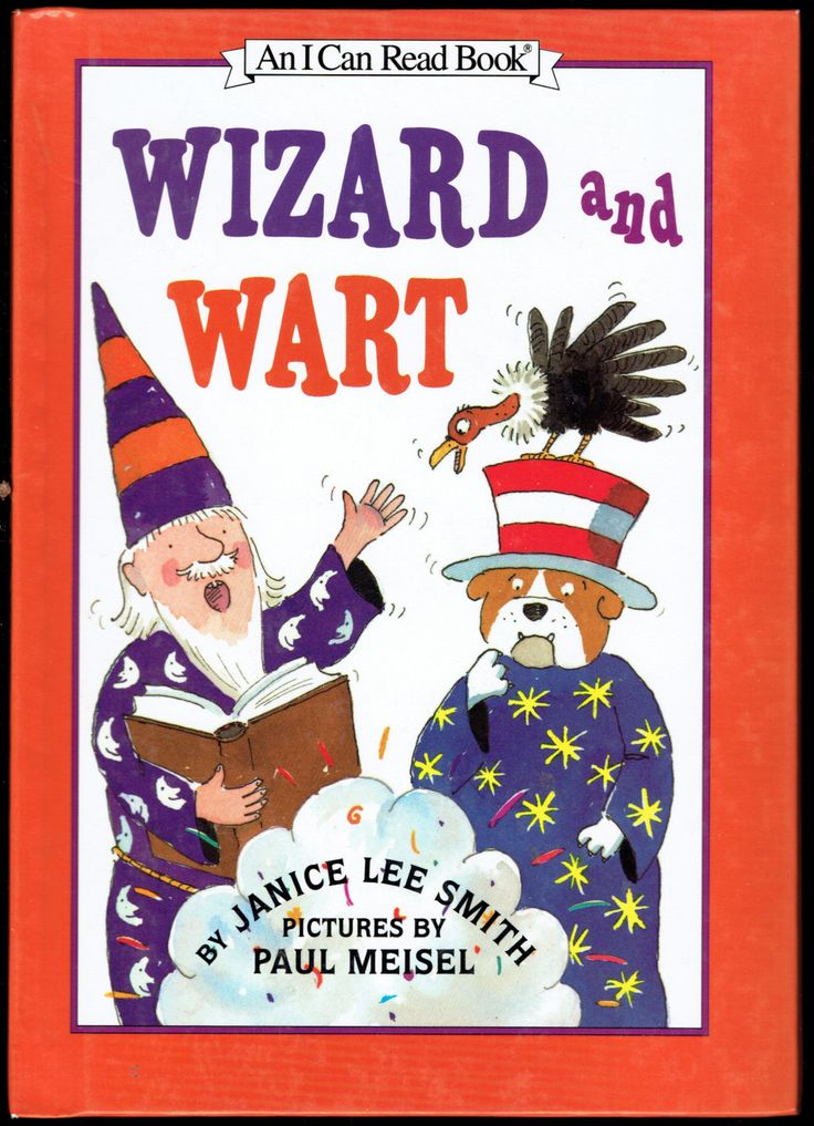 191. Wizard and Wart by Janice Lee Smith 1994 by UpOnHill61 on Etsy
