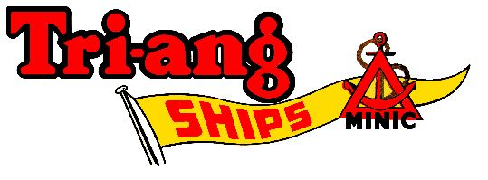 Tri-ang (Triang) Minic Ships Logo