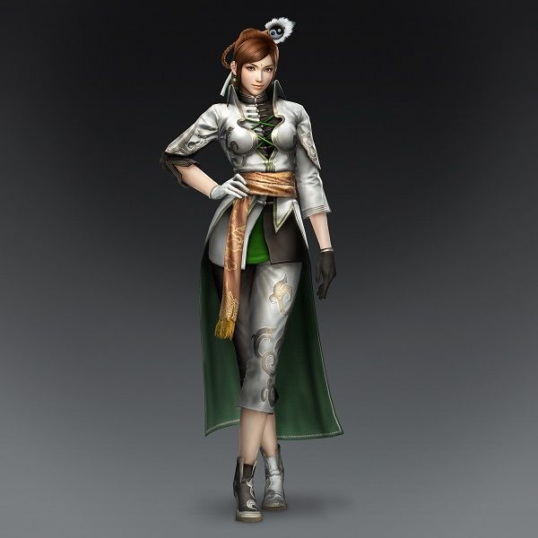New Dynasty Warriors 8 Character Renders Issued