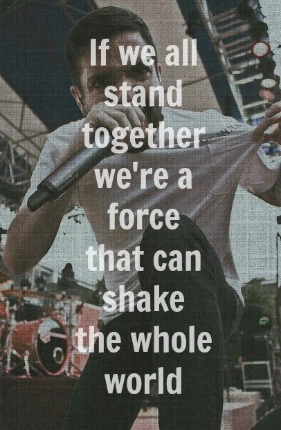 This is the house that doubt built-A Day To Remember