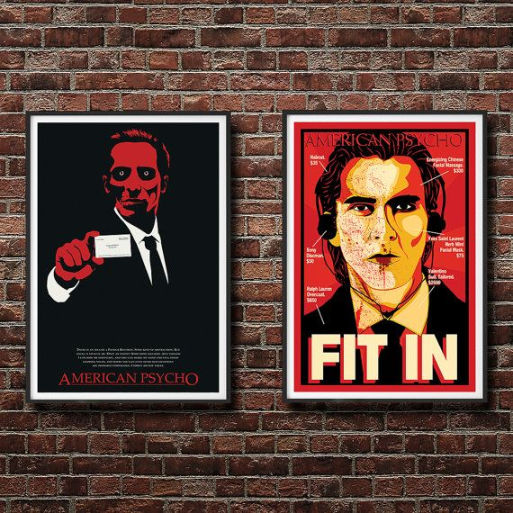 20% OFF American Psycho 2 Pack  There's an Idea and FIT