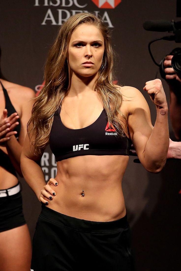 7 vezes que Ronda Rousey nos deixou orgulhosos do sexo feminino