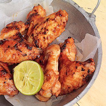 Chicken wings Rezept | Küchengötter