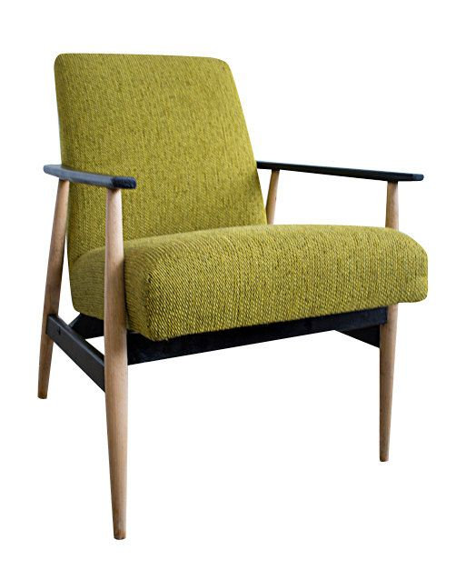chair from from the 70s by NewOldDesign on Etsy #wood, #wax, #renovation, #old ferniture, #armchair, #interior design, #vintage