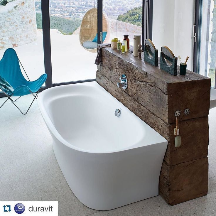 44 besten bathtubs badewannen bilder auf pinterest. Black Bedroom Furniture Sets. Home Design Ideas
