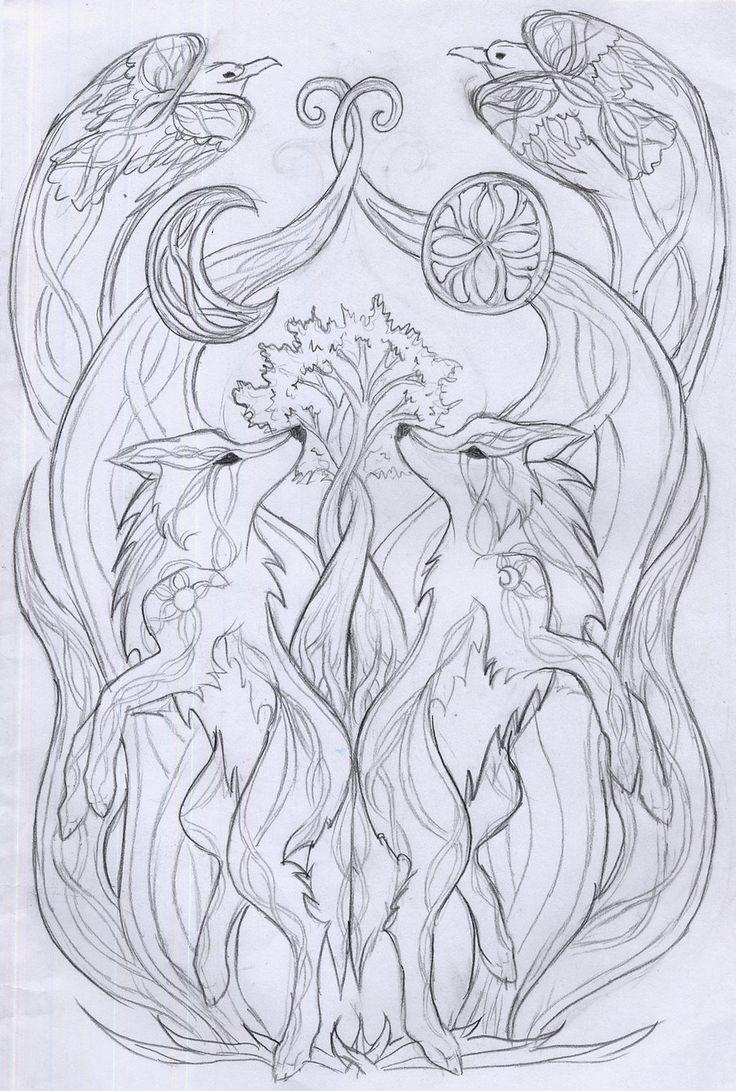 White apron ragnarok - Ragnarok Is Comming By Solsetrid Deviantart Com On Deviantart