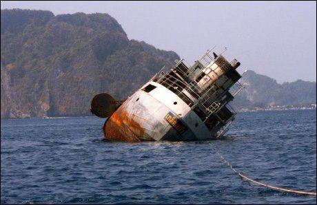 Norsk skipsvrak blir dykkermål i Thailand - Reiselivsnyheter - VG