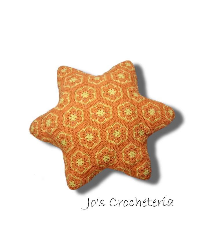 Free Crochet Pattern African Flower Sea Star by Jo's Crocheteria #freecrochet #freecrochetpattern #crochetpatternsfree #crochetfreepattern #crochetdesigns #easycrochetpatterns #patternsforcrochet #freeeasycrochetpatterns #allfreecrochet #crochetideas #simplecrochetpattern